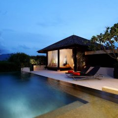 Отель The Pavilions Phuket спа