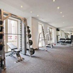 Апартаменты Marriott Executive Apartments Brussels, European Quarter фитнесс-зал