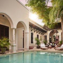 Casa Lecanda Boutique Hotel бассейн фото 2