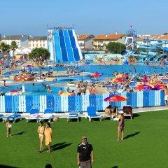 Отель Cristal Praia Resort & Spa пляж