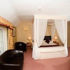Howfield Manor Hotel комната для гостей фото 4