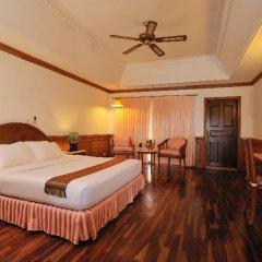 Отель Sun Island Resort & Spa 4* Стандартный номер с различными типами кроватей фото 4