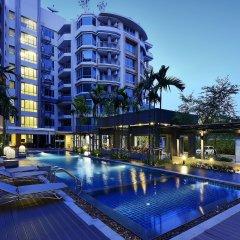 Отель Roomme Hospitality Nang Linchee Branch Бангкок с домашними животными