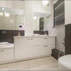Отель P&O Tamka 2 Польша, Варшава - отзывы, цены и фото номеров - забронировать отель P&O Tamka 2 онлайн ванная фото 2