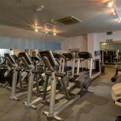 Отель Best Western Dower House & Spa фитнесс-зал фото 3