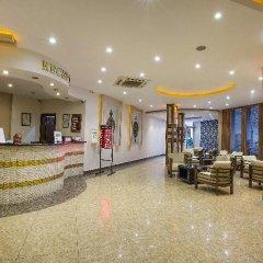 Kleopatra Ada Beach Hotel интерьер отеля фото 2