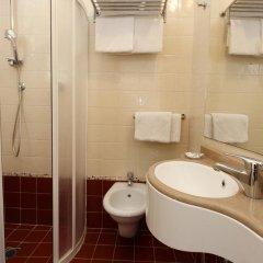 Отель Ben Hur Римини ванная