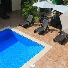 Vallarta Sun Hotel бассейн