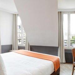 Отель Contact ALIZE MONTMARTRE 3* Стандартный номер с различными типами кроватей фото 18