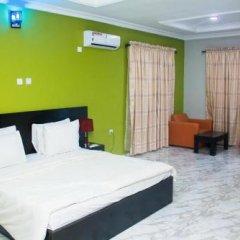 Отель Ilaji Hotel and Sport Resort Нигерия, Ибадан - отзывы, цены и фото номеров - забронировать отель Ilaji Hotel and Sport Resort онлайн комната для гостей фото 4