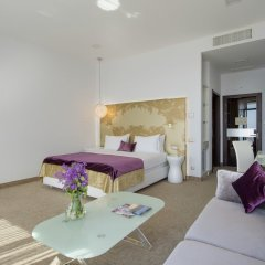 Гостиница Panorama De Luxe комната для гостей фото 9