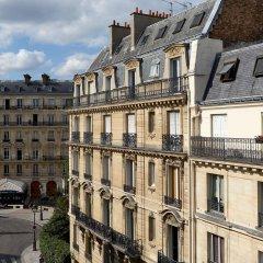 Отель Antin St Georges Франция, Париж - 12 отзывов об отеле, цены и фото номеров - забронировать отель Antin St Georges онлайн комната для гостей фото 2