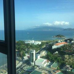 Отель Anita Apartment Nha Trang Вьетнам, Нячанг - отзывы, цены и фото номеров - забронировать отель Anita Apartment Nha Trang онлайн пляж