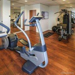 Отель Mercure Amsterdam City фитнесс-зал фото 3