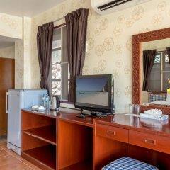 Royal Crown Hotel & Palm Spa Resort 3* Стандартный номер разные типы кроватей фото 9