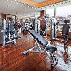 Отель Sofitel Sukhumvit Бангкок фитнесс-зал