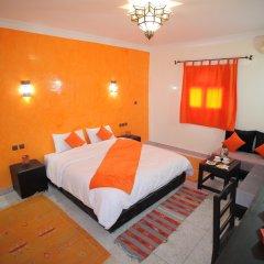 Отель Riad Amlal Марокко, Уарзазат - отзывы, цены и фото номеров - забронировать отель Riad Amlal онлайн комната для гостей фото 2