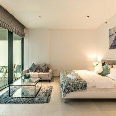 Апартаменты Airbetter-Dubai Downtown Superior Studio Дубай комната для гостей фото 5