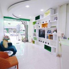 Апартаменты Trebel Service Apartment Pattaya Паттайя детские мероприятия