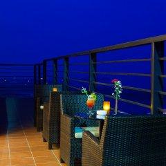 Отель Royal Lotus Hotel Ha long Вьетнам, Халонг - отзывы, цены и фото номеров - забронировать отель Royal Lotus Hotel Ha long онлайн балкон