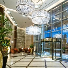 Отель City Seasons Hotel Dubai ОАЭ, Дубай - отзывы, цены и фото номеров - забронировать отель City Seasons Hotel Dubai онлайн интерьер отеля фото 3