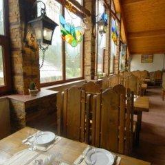Гостиница Smerekova Hata гостиничный бар