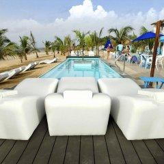 Djembe Beach Hotel in Kololi, Gambia from 270$, photos, reviews - zenhotels.com pool