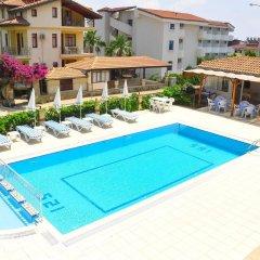 Kaya Apart Hotel Side бассейн