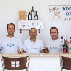 Korsan Apartments Турция, Калкан - отзывы, цены и фото номеров - забронировать отель Korsan Apartments онлайн гостиничный бар