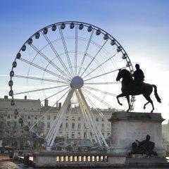 Отель ibis budget Lyon Gerland Франция, Лион - отзывы, цены и фото номеров - забронировать отель ibis budget Lyon Gerland онлайн спа фото 2