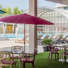 Отель Tryp Madrid Airport Suites