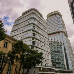 Апартаменты Hosthub - 2BR Super view Apartment Тбилиси вид на фасад фото 2