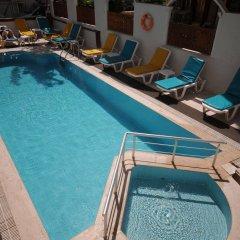 Отель Gold Kaya Otel Мармарис бассейн