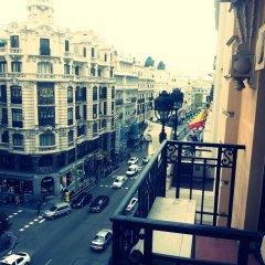 Отель Hostal Avenida балкон
