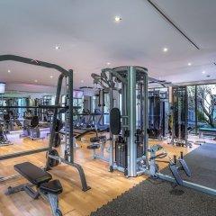Отель TWINPALMS Пхукет фитнесс-зал фото 4