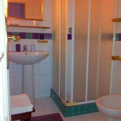 Отель B&b Al Giardino Di Alice Перуджа ванная