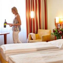 Отель Concorde München Германия, Мюнхен - 1 отзыв об отеле, цены и фото номеров - забронировать отель Concorde München онлайн комната для гостей фото 5