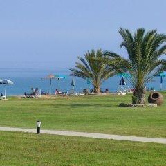 Natura Beach Hotel and Villas спортивное сооружение