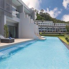 Отель Patong Bay Hill Resort бассейн