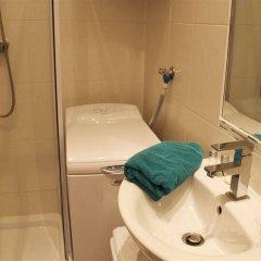 Отель Vienna Star Apartments Troststrasse Австрия, Вена - отзывы, цены и фото номеров - забронировать отель Vienna Star Apartments Troststrasse онлайн ванная