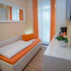 Отель City Guesthouse Pension Berlin комната для гостей фото 2
