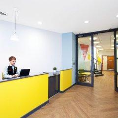 Отель Modern Student-Only Studios by Angel High Street Лондон интерьер отеля