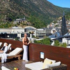 Отель Golden Tulip Andorra Fènix бассейн фото 2
