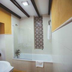 Отель El Requexu Apartamentos Rurales ванная