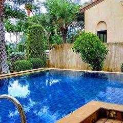 Отель Chivani Pattaya бассейн фото 3