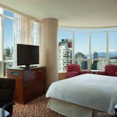 Отель Vancouver Marriott Pinnacle Downtown фото 20