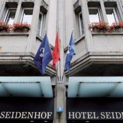 Отель Sorell Hotel Seidenhof Швейцария, Цюрих - 1 отзыв об отеле, цены и фото номеров - забронировать отель Sorell Hotel Seidenhof онлайн фото 4