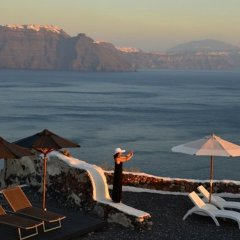 Отель Aspaki by Art Maisons Греция, Остров Санторини - отзывы, цены и фото номеров - забронировать отель Aspaki by Art Maisons онлайн пляж