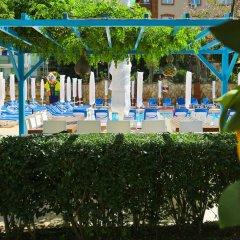 Club Big Blue Suit Hotel пляж