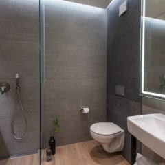 Отель Adella Boutique София ванная фото 2